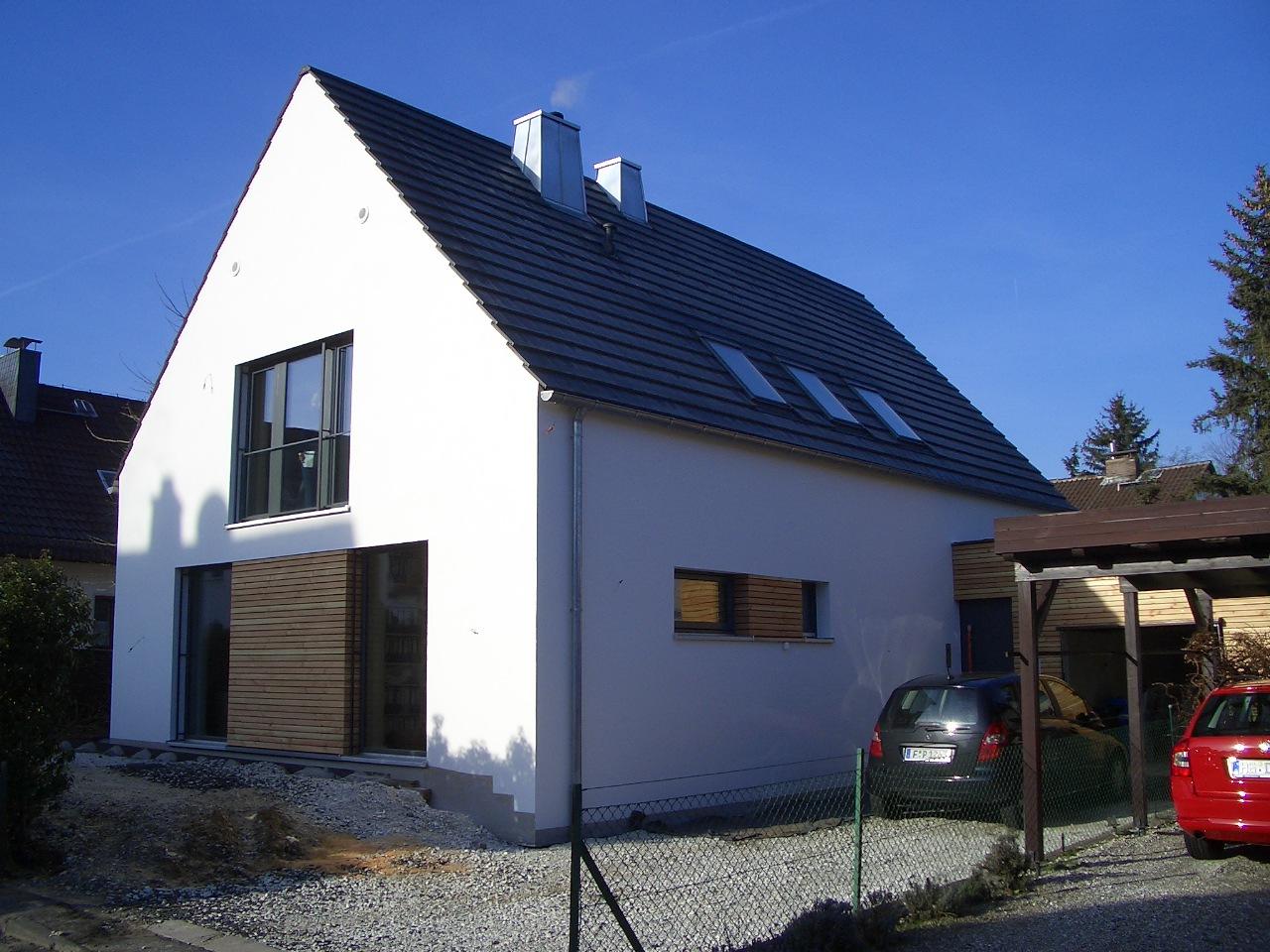 Einfamilienhaus Bad Homburg Jan Erdmann Architekt In Mühlhausen Thüringen