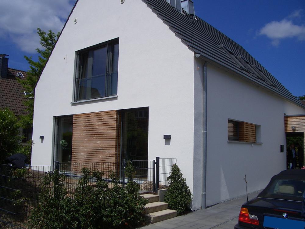 Umbau Und Sanierung Eines Einfamilienwohnhauses Mit Garage In 61348 Bad Homburg